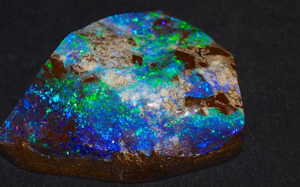 wertvollster Opal der Welt Coober Pedy South Australia