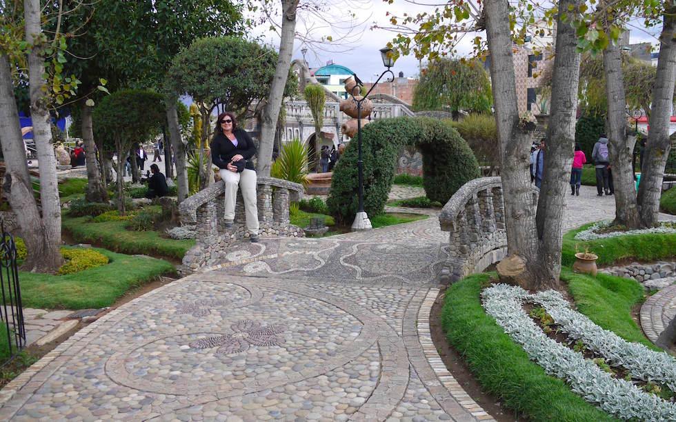 Parque de la Identidad Huanca (Wanka) - Peru - Huancayo