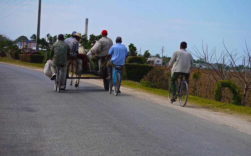 In der Nähe von Bayamo - Kuba jenseits des Tourismus erleben!