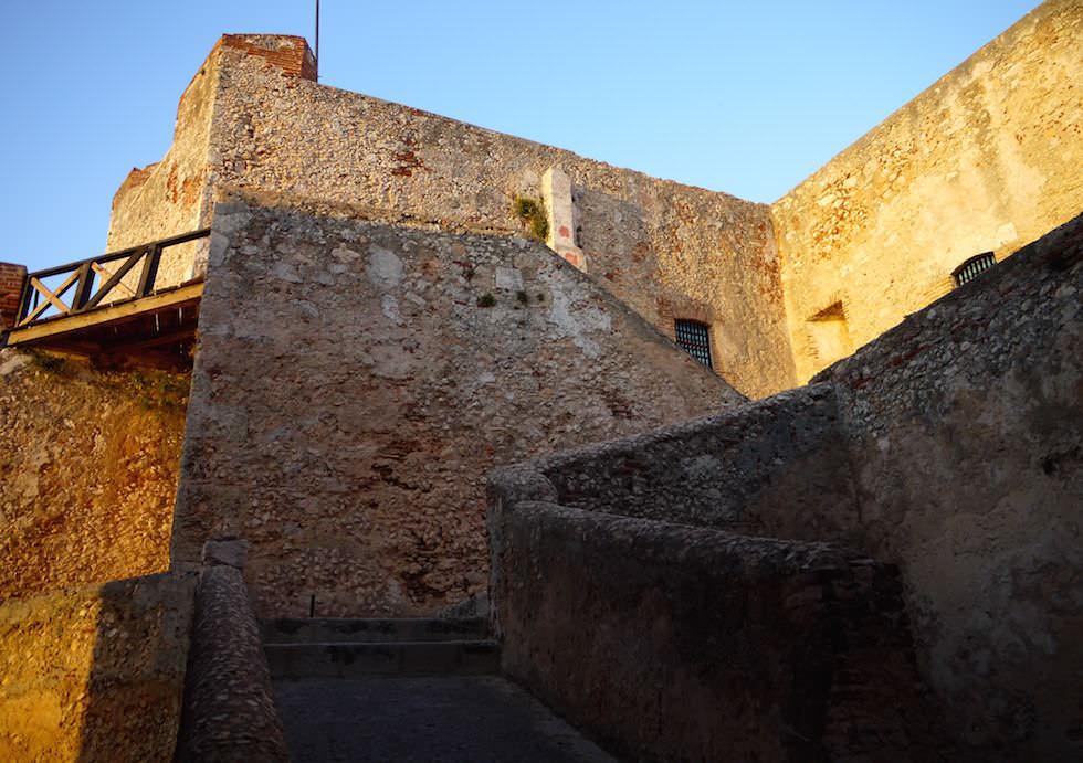 Festungsanlage Castillo del Morro San Pedro de la Roca bei Santiago de Cuba Kuba