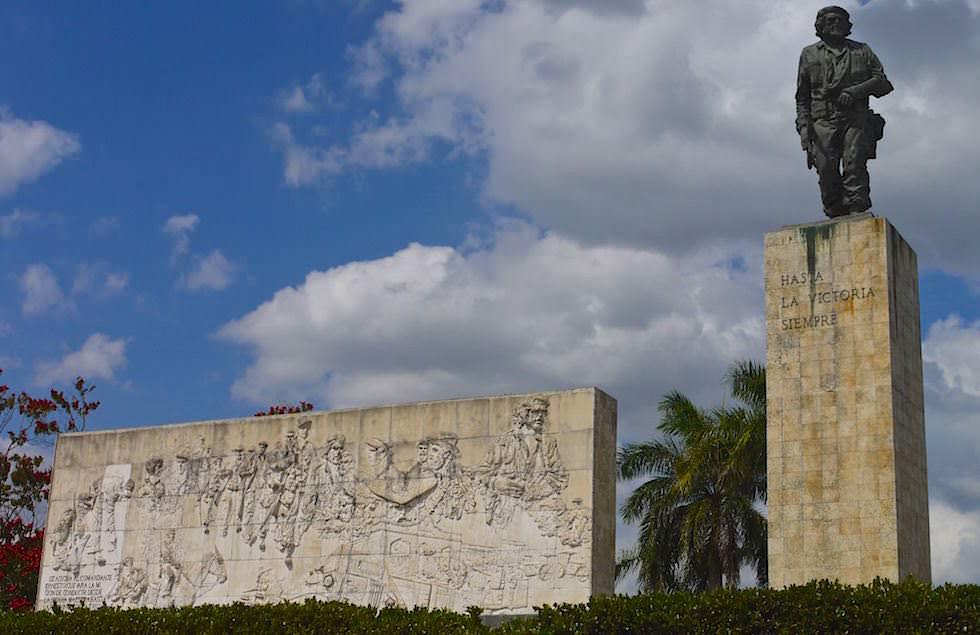 Che Guevara Mausoleum Santa Clara Kuba