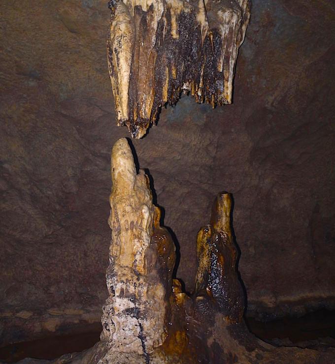 Kegelkarsthöhle Tropfsteinhöhle in Vinales Kuba