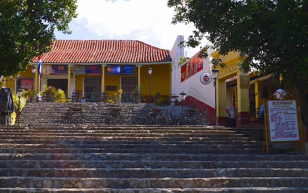 Casa Musica Trinidad Kuba