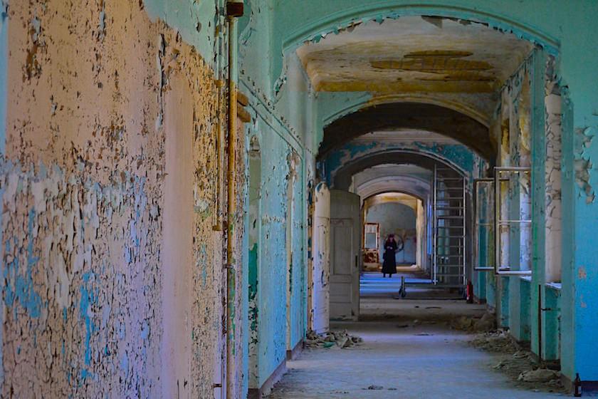 Lost Places - Farben des Verfalls - CEWE Fotoworkshop