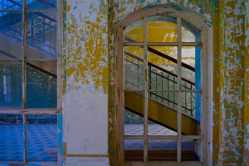 Lost Places - Farben des Verfalls - CEWE