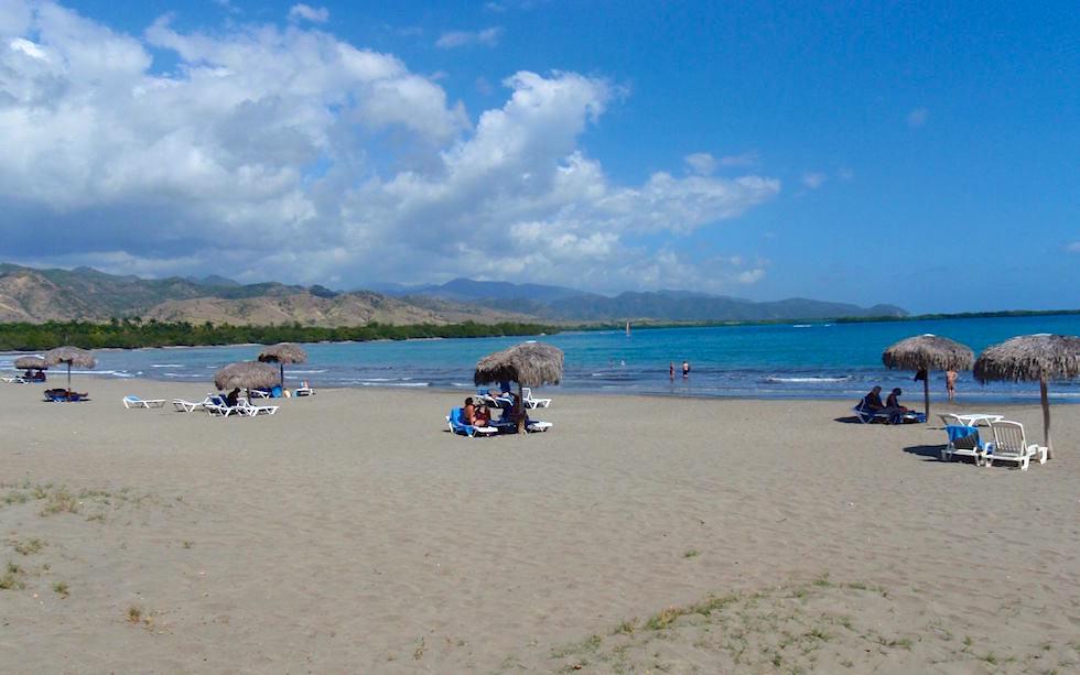 Playa Anchor Trinidad Kuba