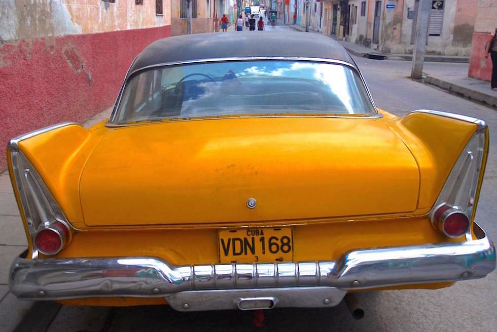 Oldtimer Santa Clara Kuba
