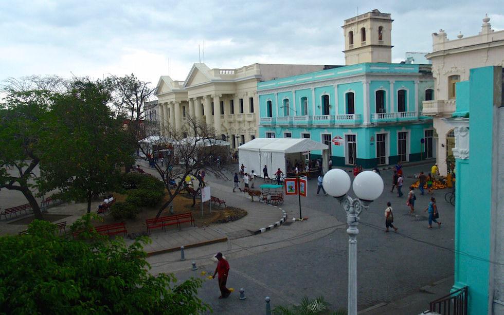 Hauptplatz Santa Clara Kuba