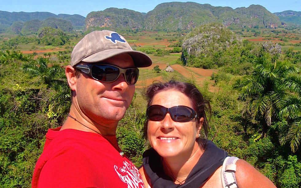 Selfi Vinales Kuba
