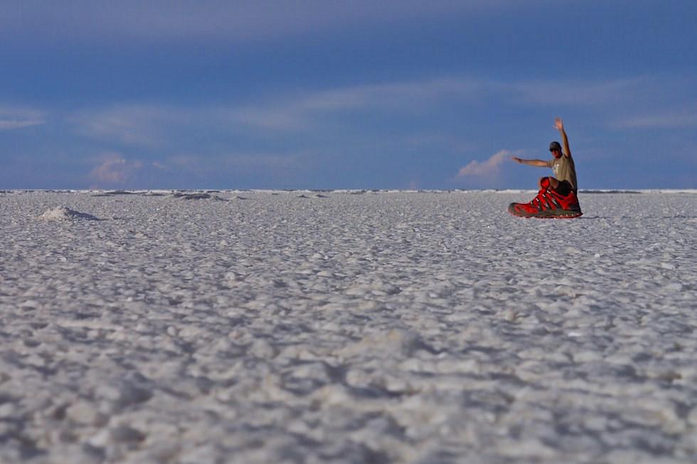 Salar de Uyuni Bolivien - funny photos