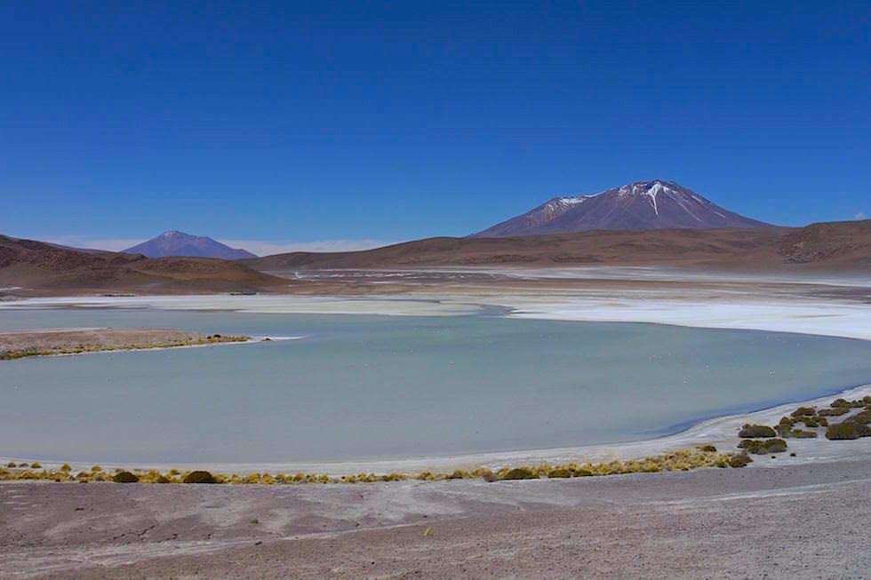 Lagunen Hochland Bolivien - Jeeptour Uyuni