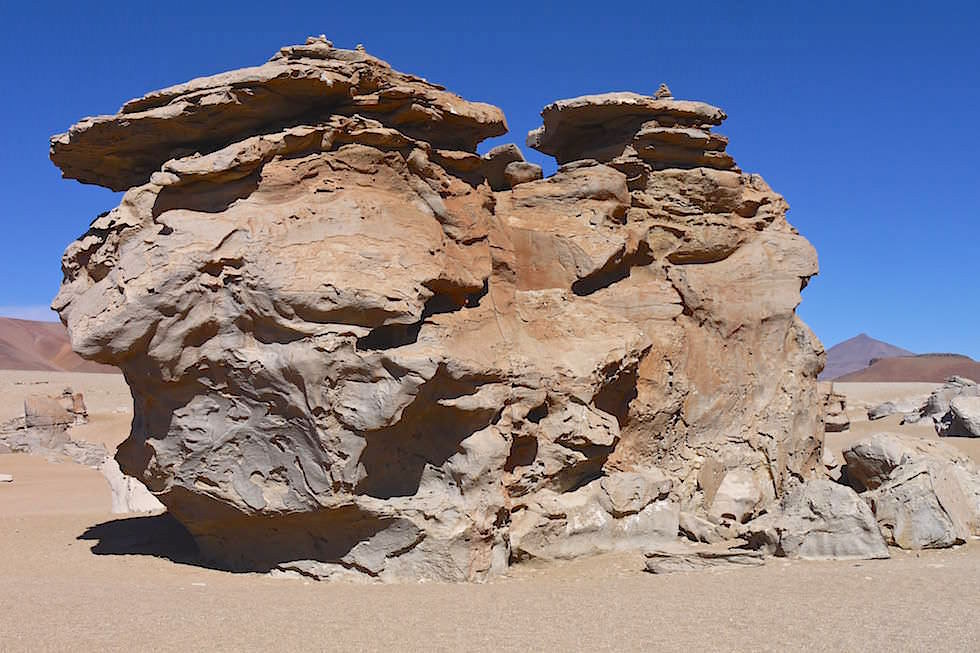 Árbol de Piedra - Felsformationen in dem Altiplano Boliviens