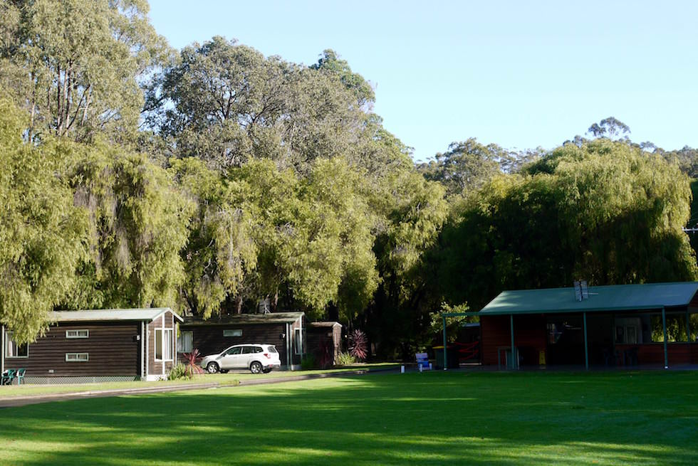 Pemberton Caravan Park - Western Australia