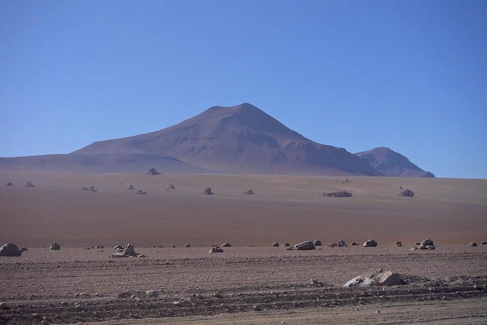 Salvador Dali Desert in Bolivia - Salar de Uyuni Tour