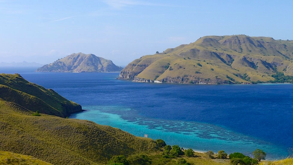 Komodo Bootstour Laba Island Indonesien