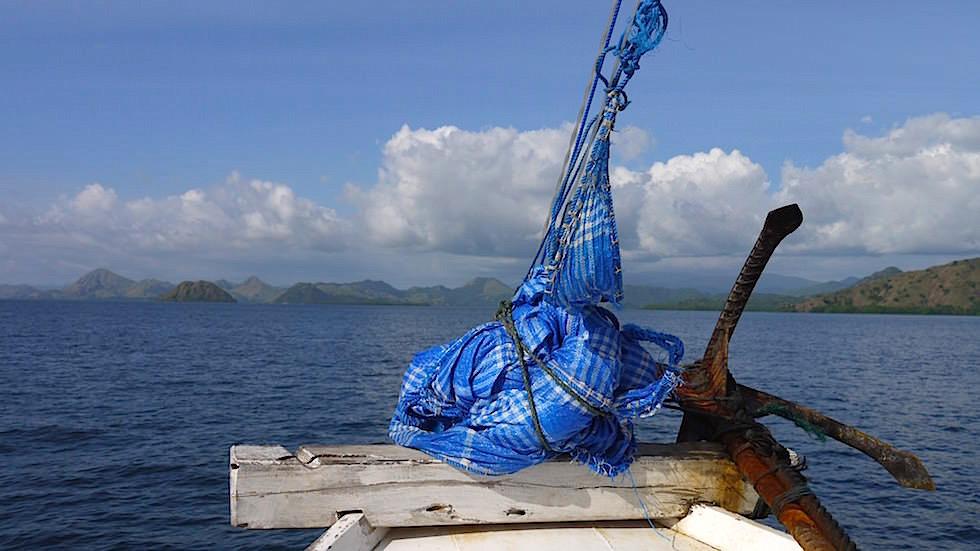 Bootstour von Lombok nach Komodo Indonesien
