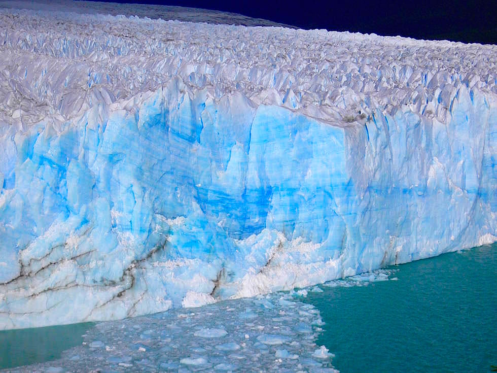 Perito Moreno Gletscher - Patagonien , Argentinien