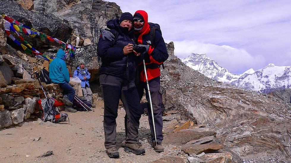 Gokyo Ri Pass - Himalaya -Nepal
