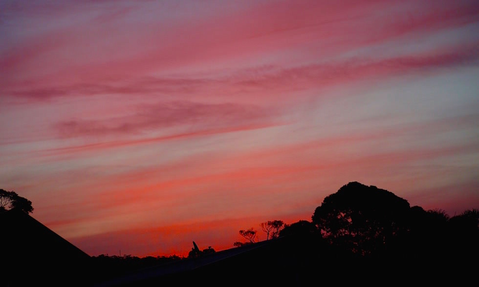 Sunset - Murramarang National Park - NSW - Australien
