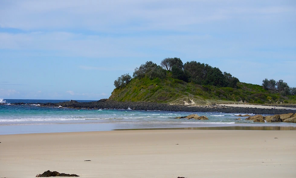 Merry Beach - Murramarang National Park - NSW - Australien