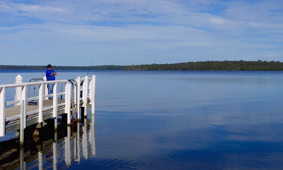 St Georges Basin - Jervis Bay in New South Wales Australia