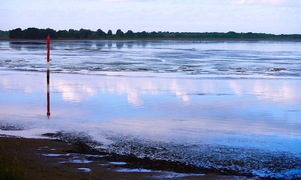 Huskisson nach dem Regen - Jervis Bay in New South Wales Australia