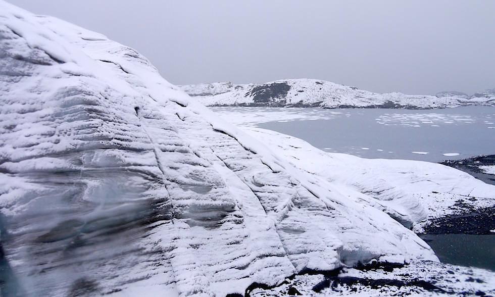Nevado Pastoruri Gletschersee- Nationalpark Huascaran - Huaraz - Peru