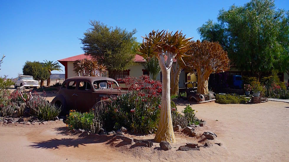 Canyon Roadhouse Namibia Afrika