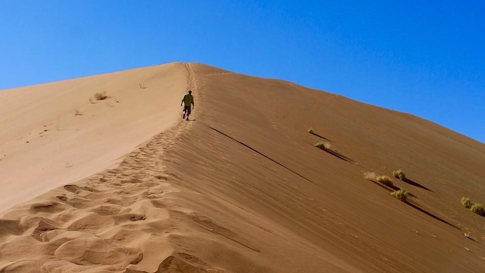 Big Mama - Sanddünen in der Namib Wüste - Namibia, Afrika