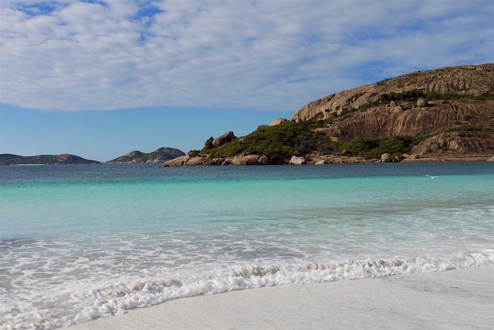 Lucky Bay - Farben des Meeres im Cape Le Grand - Western Australia