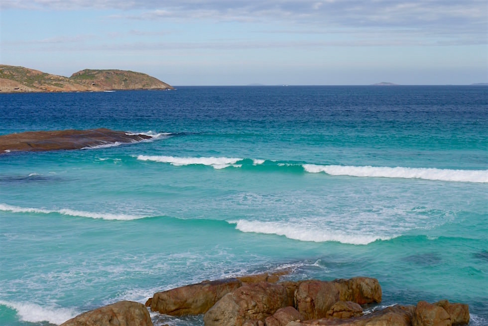 Farben Meer - Lucky Bay - Cape Le Grand - Western Australia