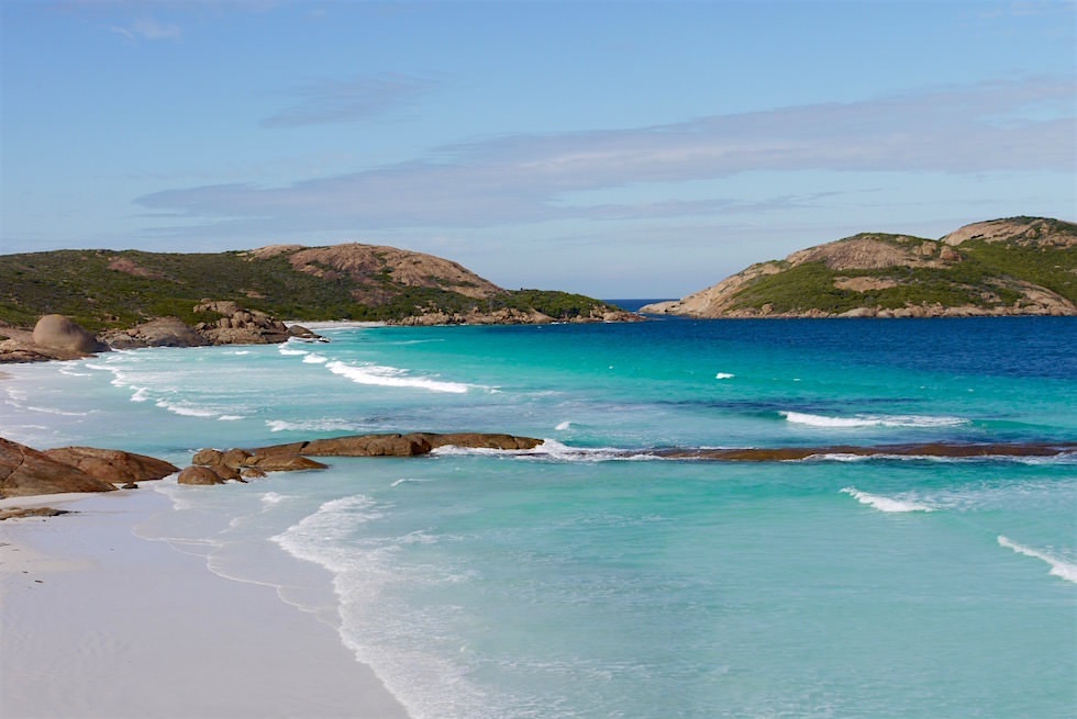 Mississippi Point - Lucky Bay - Cape Le Grand - Western Australia