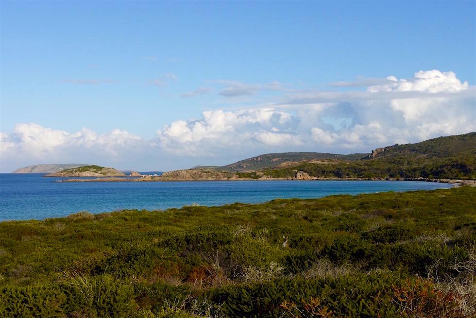 Blick auf Rossiter Bay - Cape Le Grand - Western Australia