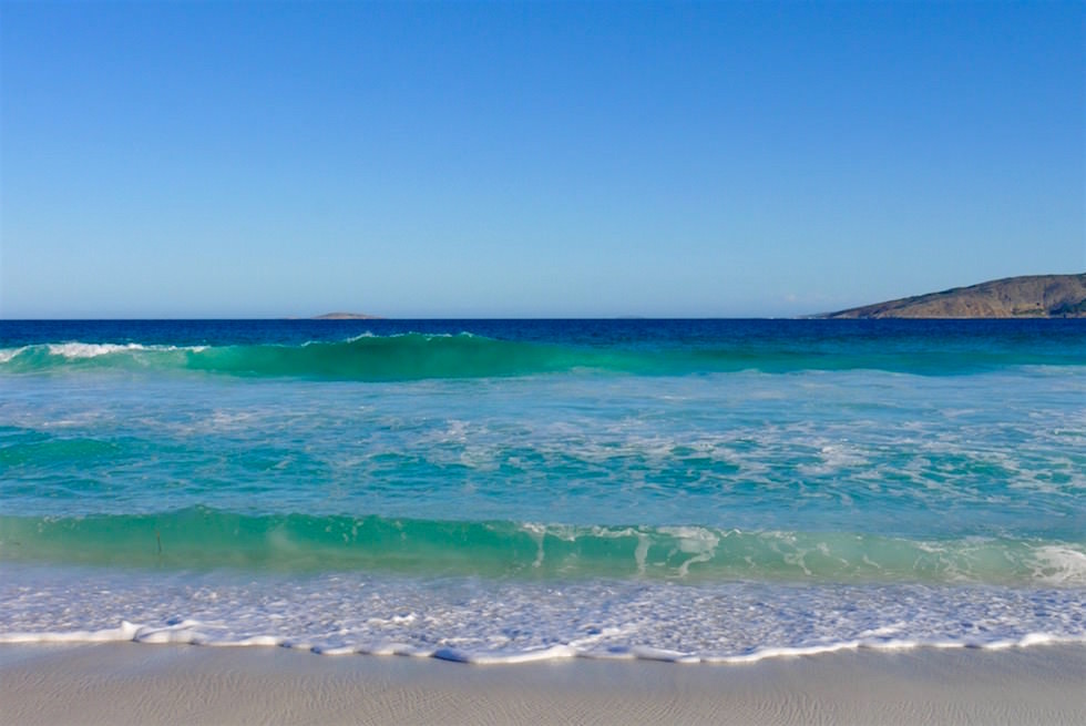 Farben des Meeres - Cape Le Grand - Western Australia