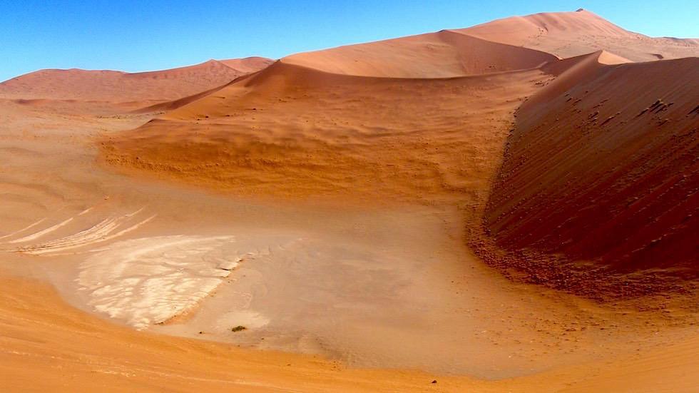 Deadvlei - Sossusvlei - Namibia Wüste Afrika