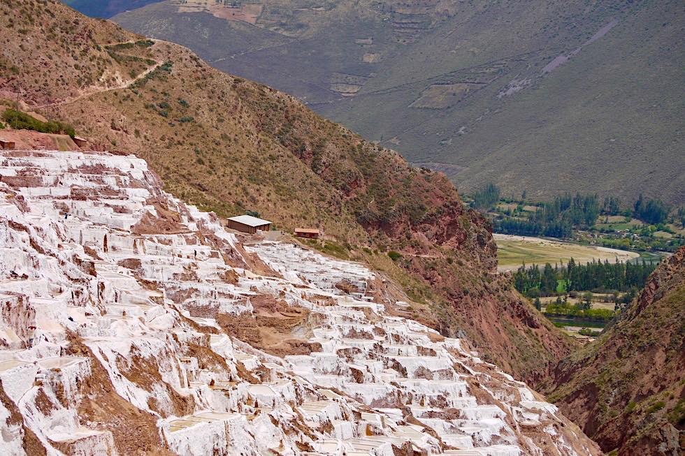 Salinen von Maras - Wanderung - Valle de Sagrado - Peru