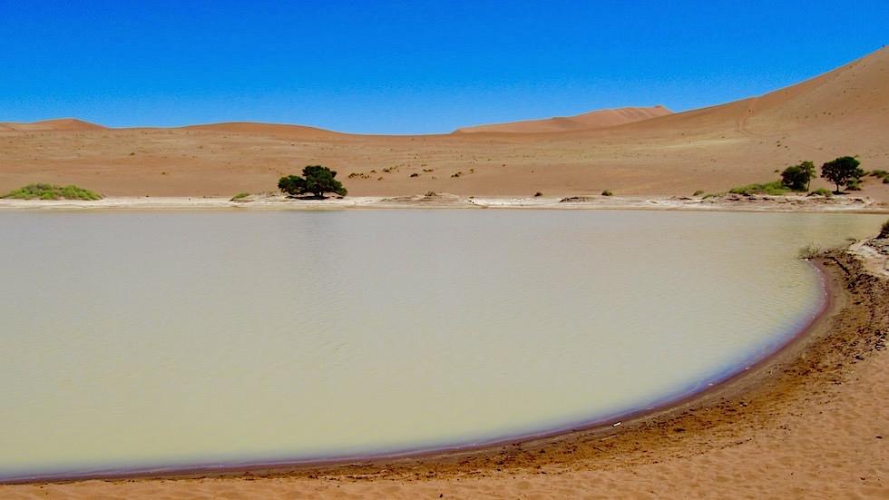 Sossusvlei - Sanddünen in der Namib Wüste - Namibia, Afrika