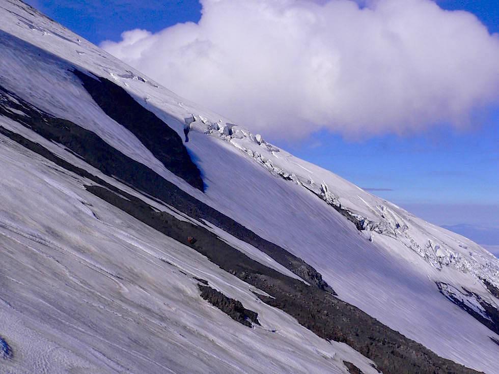 Vulkan Villarrica Aufstieg - Pucon - Chile