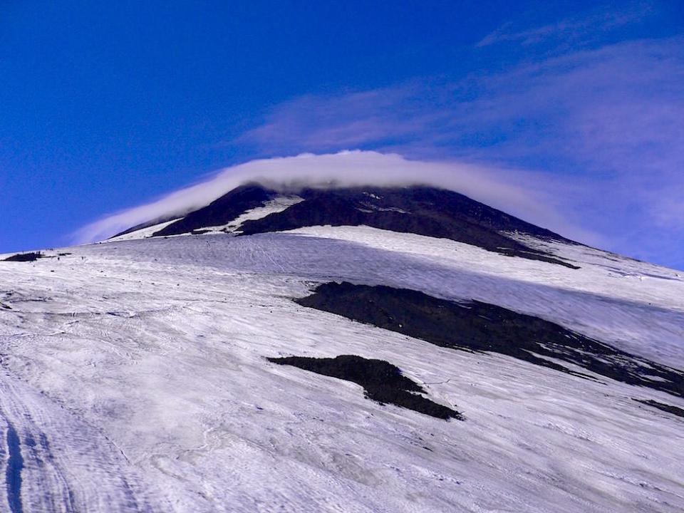 Vulkan Villarrica - Pucon - Chile