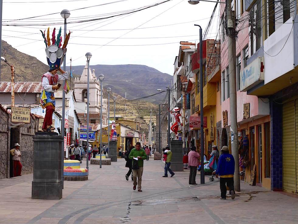 Colca Canyon Chivay Peru