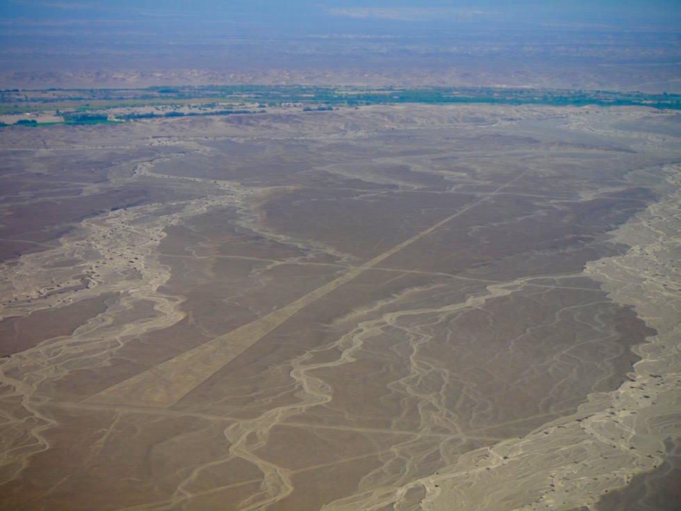 Nasca Linien Nasca Wüste Peru