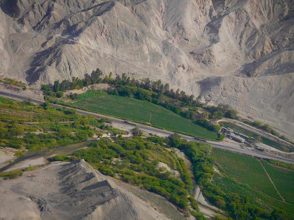 Nasca Lines Nasca Wüste Peru