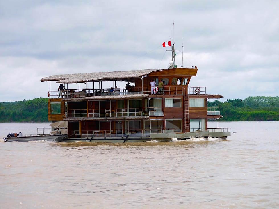 Hotelboot - Abenteuer Amazonas Dschungel Tour - Peru