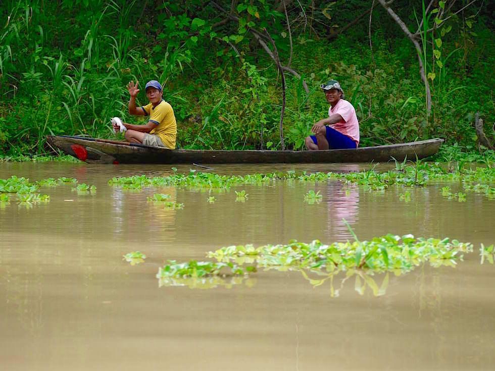 Fischer Amazonas - Abenteuer Amazonas Dschungel Tour - Peru