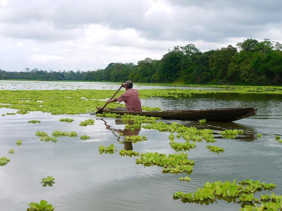 Boote Indo - Abenteuer Amazonas Dschungel Tour - Peru