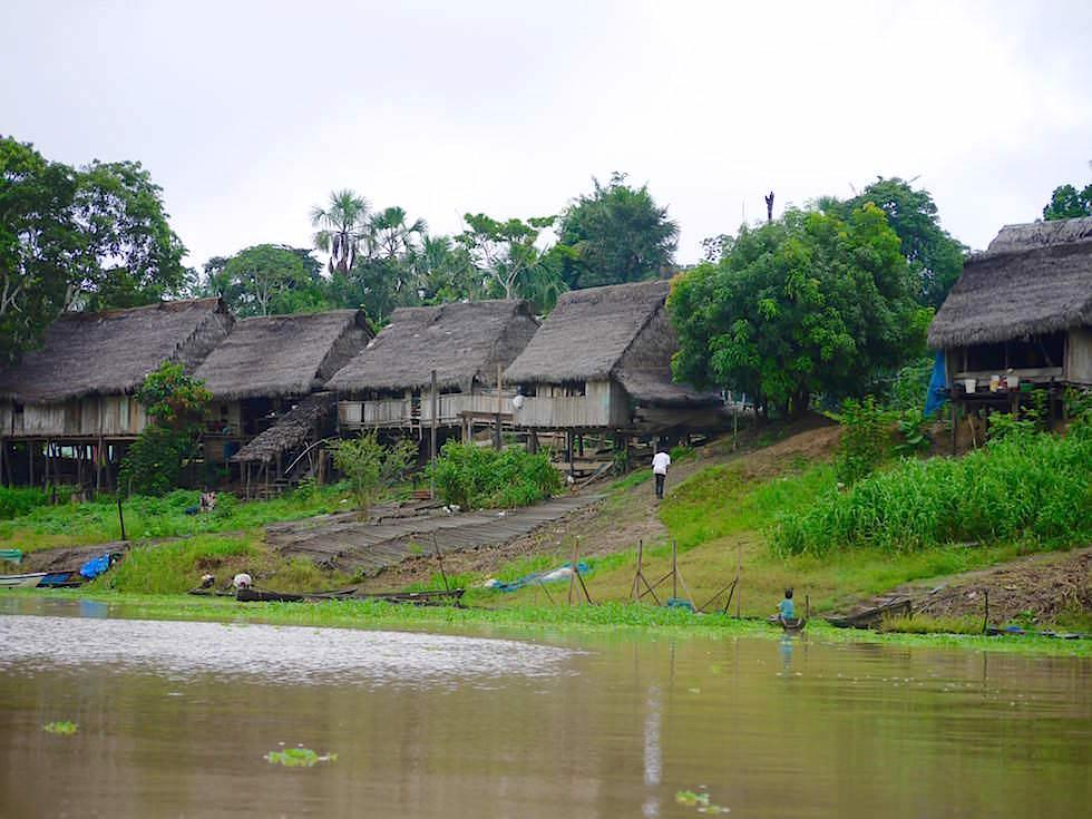 Community Amazonas - Abenteuer Amazonas Dschungel Tour - Peru