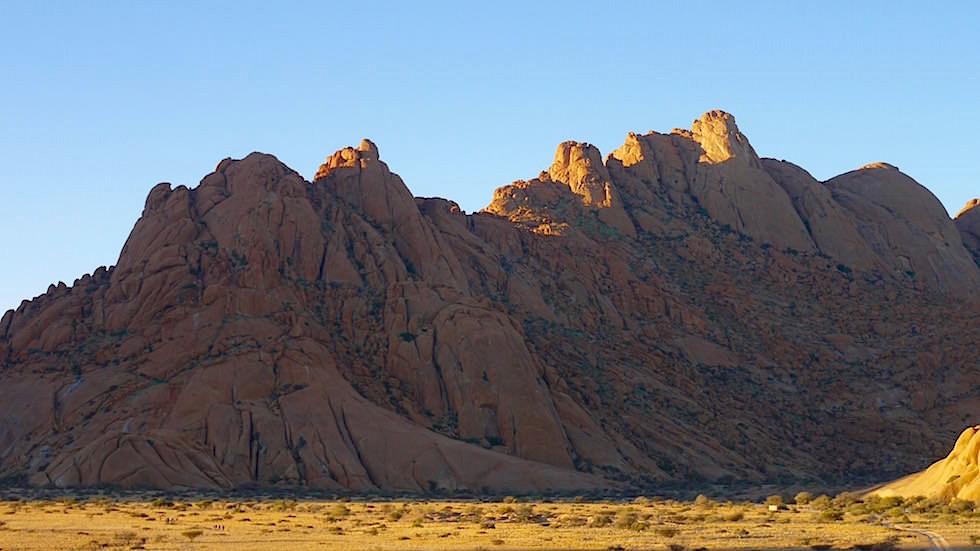 Spitzkoppe Gebirge - Namibias Matterhorn Afrika