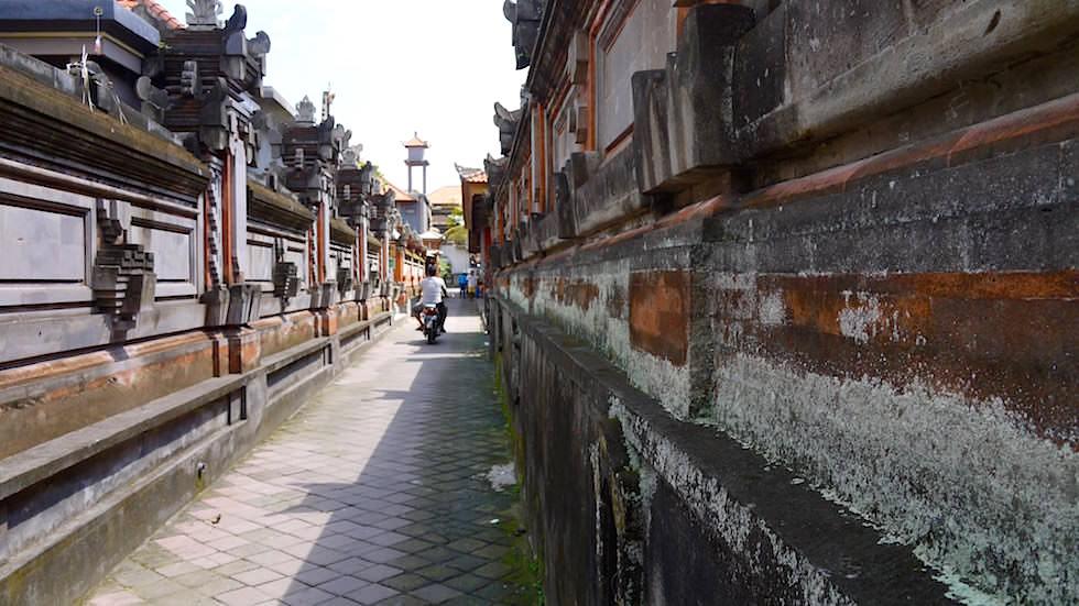 Straße Bali - Von Ubud nach Lovina - Bali, Indonesien
