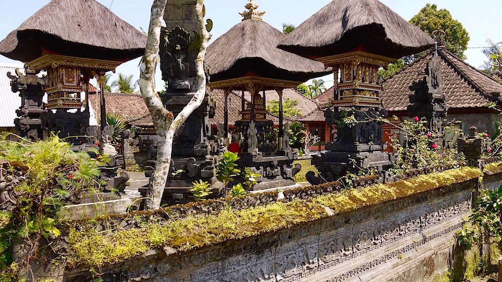Dorfgemeinschaft - Von Ubud nach Lovina - Bali, Indonesien