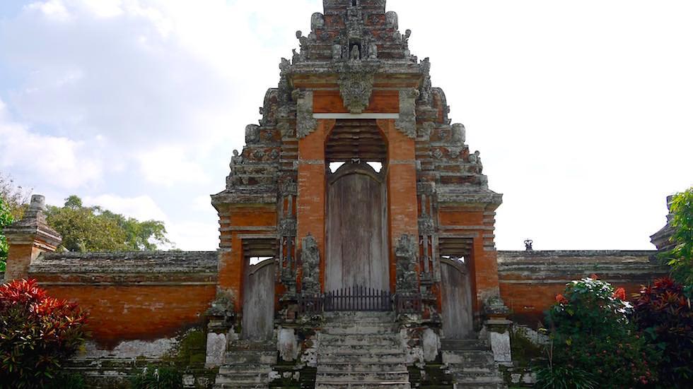 Pura Taman Ayun Mengwi - Von Ubud nach Lovina - Bali, Indonesien